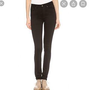 ACNE Pin Jeans Black